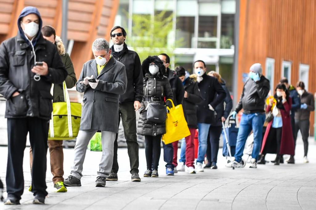 Fiducia consumatori Ue ai livelli 2009