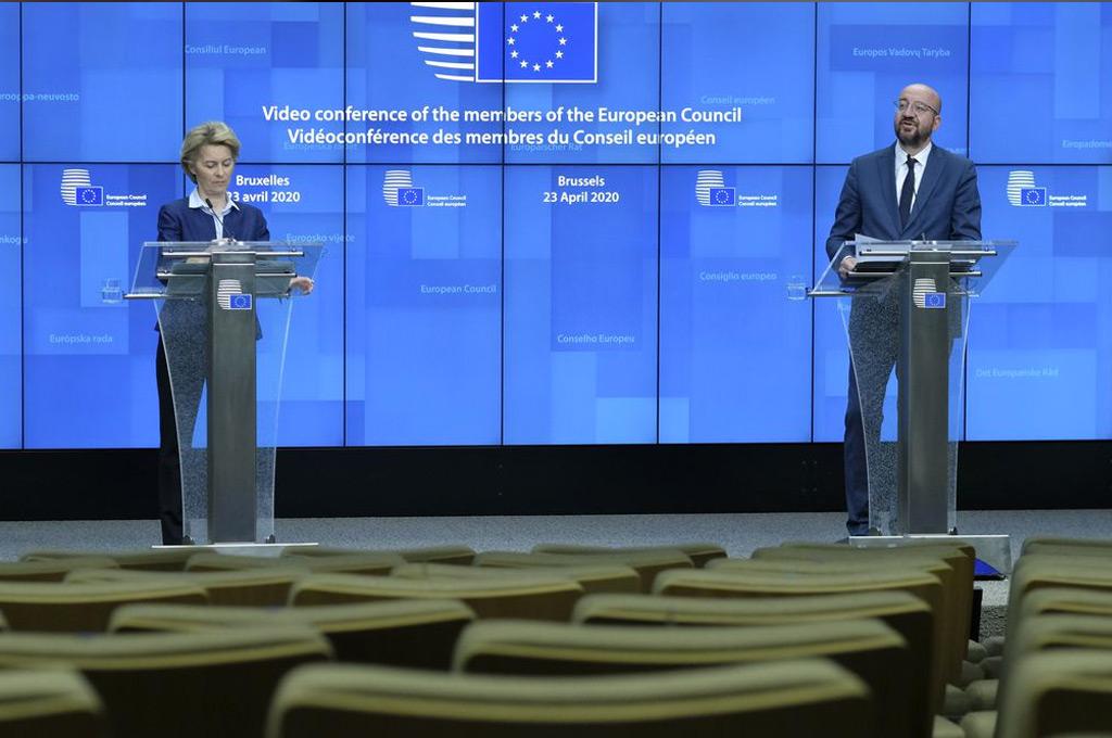 Coronavirus: Bruxelles, un piano per il Recovery Fund entro il 6 maggio. Conte, riconosciuta urgenza